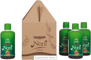 Organic Noni Pack (4x946 ml)